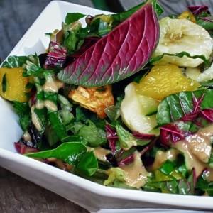 Салат из амаранта