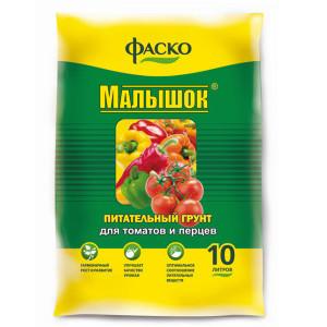 Почвогрунт для томатов