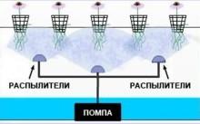 Система аэропоники