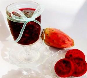Варенье из плодов опунции