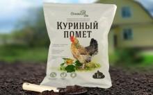 Применение куриного помета в качестве удобрения