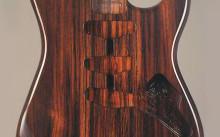 Гитара из древесины жакаранды